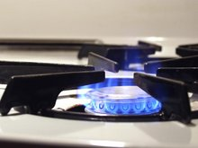 Many stoves use natural gas.